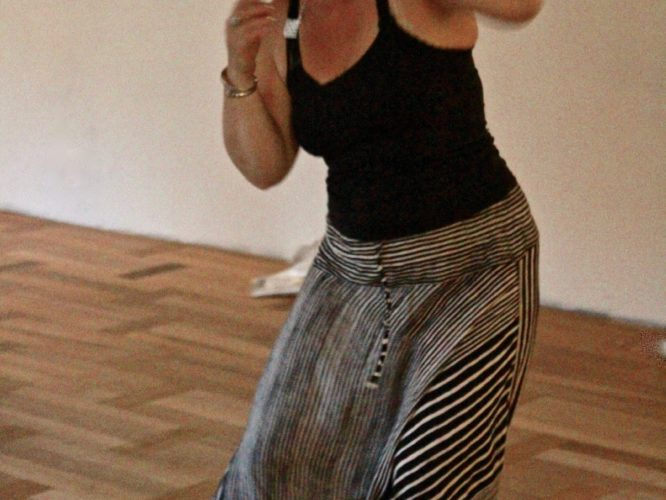 Ateliers de danse sensitive